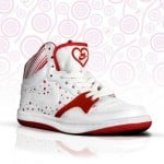 Nike Court Force Hi - Valentine's Day