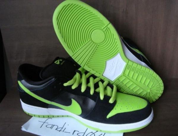 the latest 5486e ba7e4 Nike SB Dunk Low Pro  Neon  J-Pack