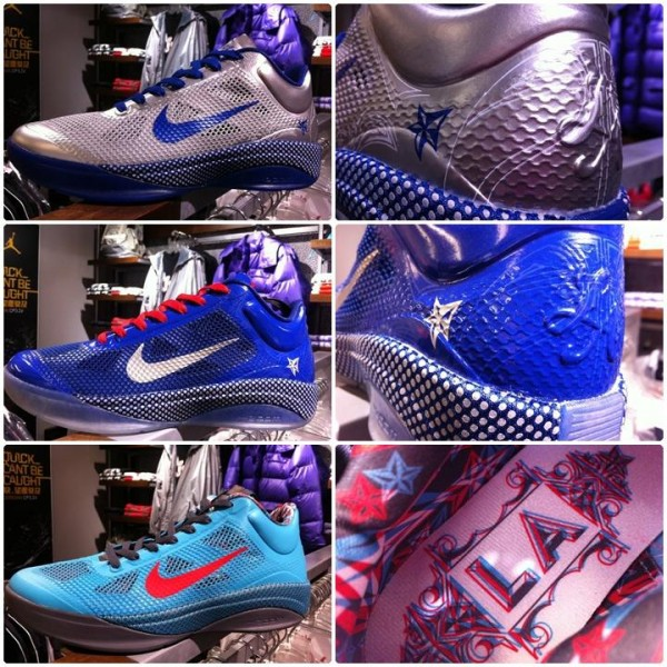 info for ac74b 02257 Nike Zoom Hyperfuse Low  All-Star  East