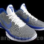 Nike Zoom Kobe VI (6) Grey/ Royal