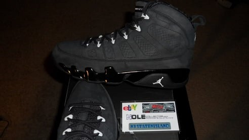 Air Jordan IX (9) Oregon Ducks PE - New Images