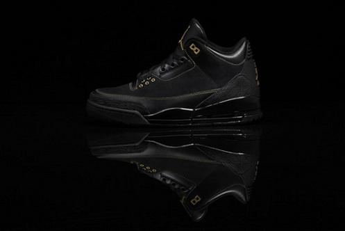 "Air Jordan Retro III (3) ""Black History Month"" - Release Date"