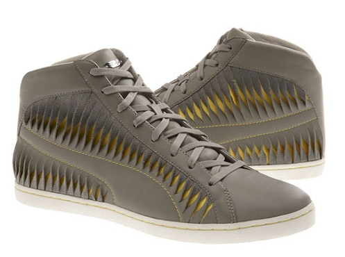 Alexander McQueen x Puma Twisted Leather
