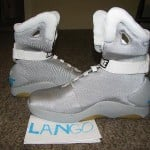 Nike Air MAG Customs on eBay