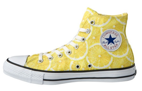 "Converse All Star Hi - ""Fruity"" Pack"