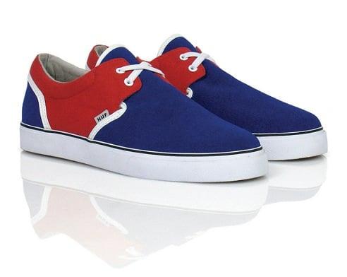 HUF Footwear Genuine - Spring 2011