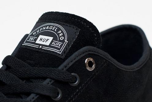 HUF Footwear Hufnagel Pro - Spring 2011