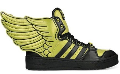 Jeremy Scott x adidas Originals JS Wings 2.0 - Metallic Gold/Black