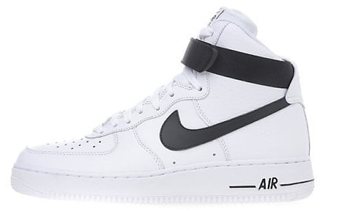 Nike Air Force 1 Hi - White/Black