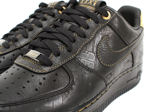 Nike Air Force 1 Low - Black History Month 2011