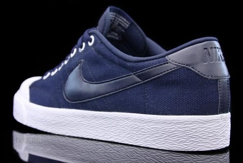 Nike All Court Low - Obsidian/White