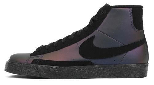 """Nike Blazer High """"Ink Foamposite"""""""