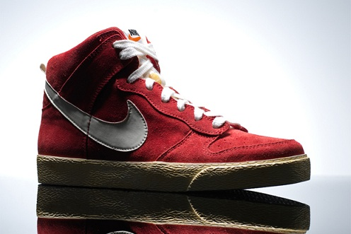 "Nike Dunk High AC ""Vintage"" - Spring 2011"