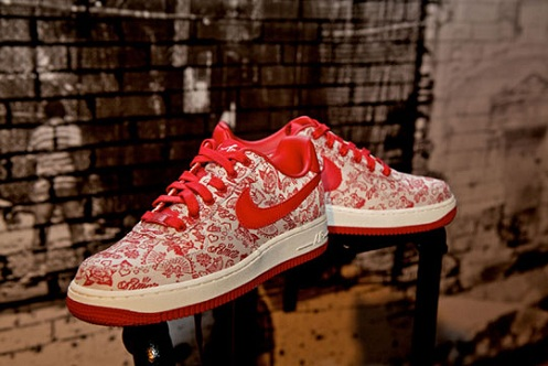 6e1dc3f5e6e4 hot sale 2017 Nike Dunk High Air Force 1 Low Valentines Day 2011 ...