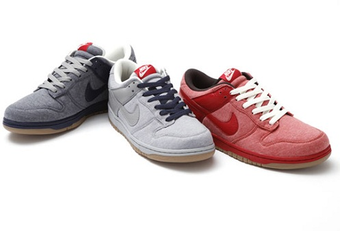Nike Dunk Low - French Football Federation Collection