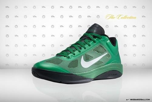 "Nike Hyperfuse Low - Rajon Rondo ""Away"" PE"