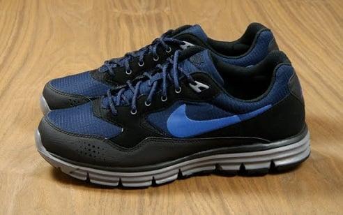 Nike Lunar Wood+ - Obsidian/Black