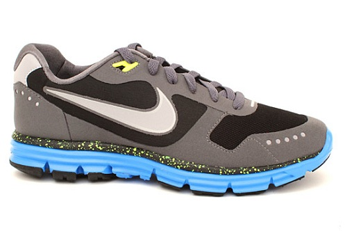 Nike Lunarlon Vengeance - Grey/Blue/Black