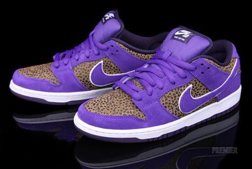 "Nike SB Dunk Low ""Safari"" Available Now"