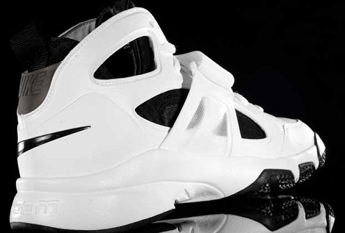 Nike Zoom Huarache - White/Black