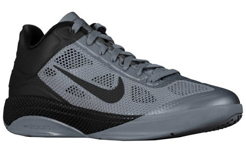 Nike Zoom Hyperfuse Low - Cool Grey/Black