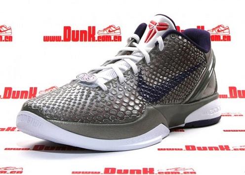 "Nike Zoom Kobe VI ""China"" - New Images"