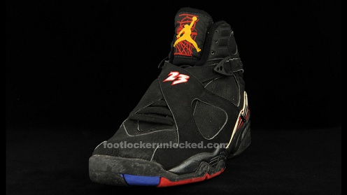 "Originals Sample - Air Jordan VIII (8) ""Playoffs"""