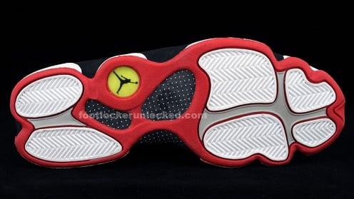 "Originals Sample - Air Jordan XIII (13) ""Playoffs"""