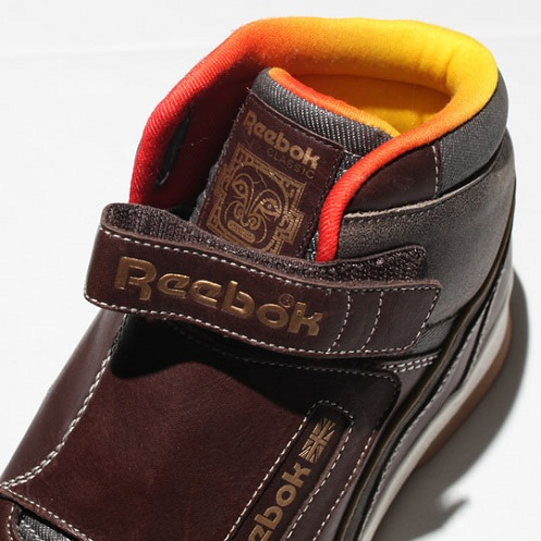 "Reebok ""Indiana Jones"" Alien Stomper"