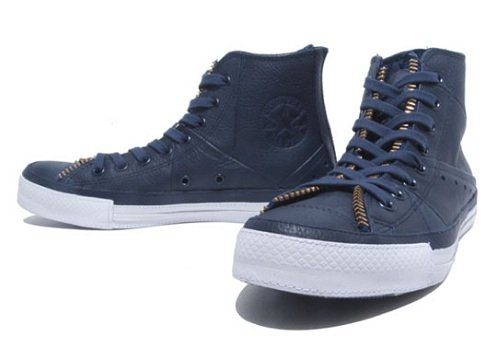 "Schott for Converse Chuck Taylor All Star ""Leather Jacket"""