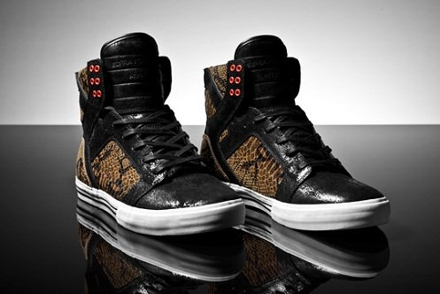 "Slash x Supra Skytop ""Super Bowl XLV"""