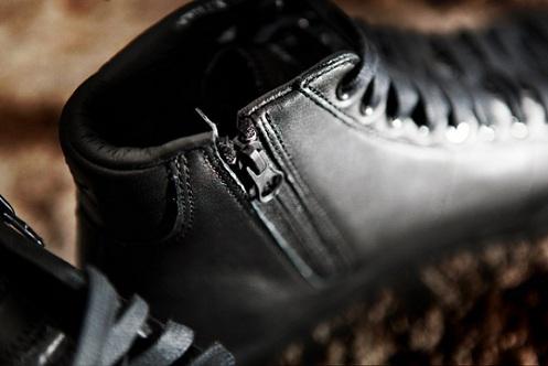 Sophnet x Nike Blazer Mid AB - Black/Black