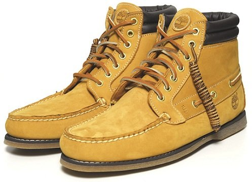 Timberland Authentic 7-Eye Boat Chukka
