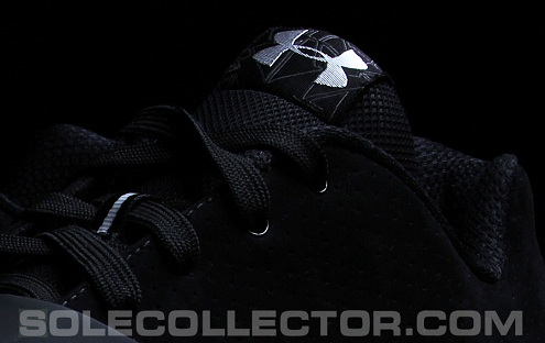 Under Armour Micro G Black Ice Low - Black/Black
