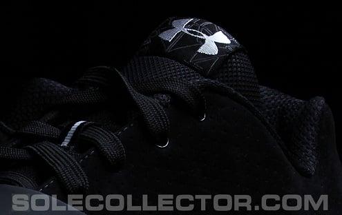 Under Armour Micro G Black Ice Low - Black/Black