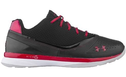 Under Armour Micro G Blur Low - Black/Red