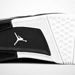 Jordan Flight 23 - Black/ Cement