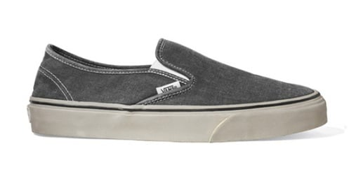 "Vans California Authentic & Slip-On ""Washed"" - Spring 2011"