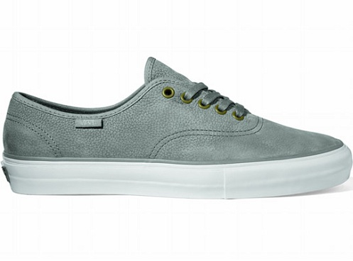"Vans Vault Authentic LX ""One Piece"" - Spring 2011"