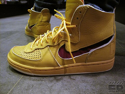 "Women's Nike Terminator High ""Honeycomb"""