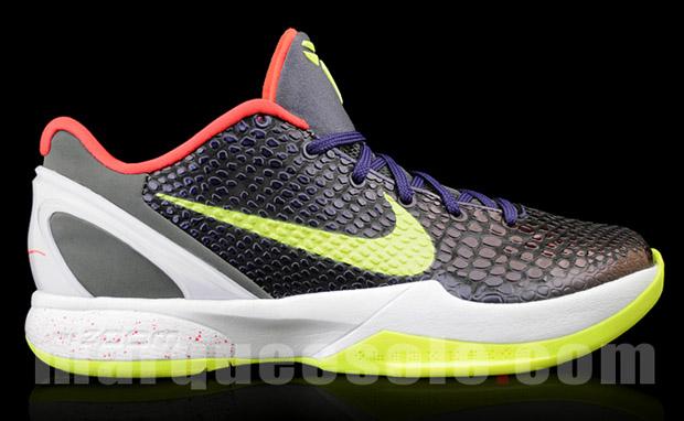 73762e6761a2 Nike Zoom Kobe VI Supreme