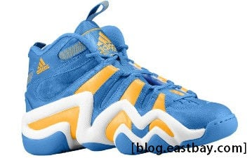 "adidas Crazy 8 ""UCLA"" - Release Information"