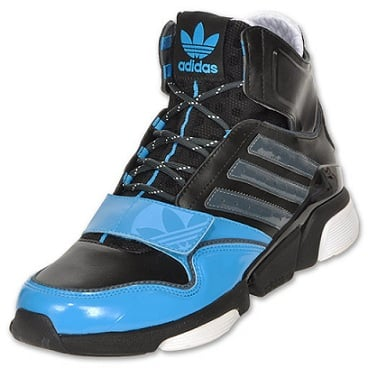 adidas MEGA Torsion XTH - Black/Blue/White