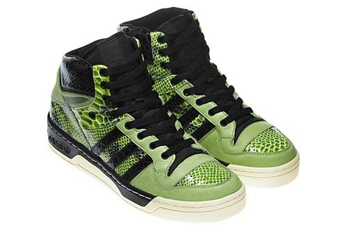 "adidas Originals M Attitude ""Lime Snakeskin"""