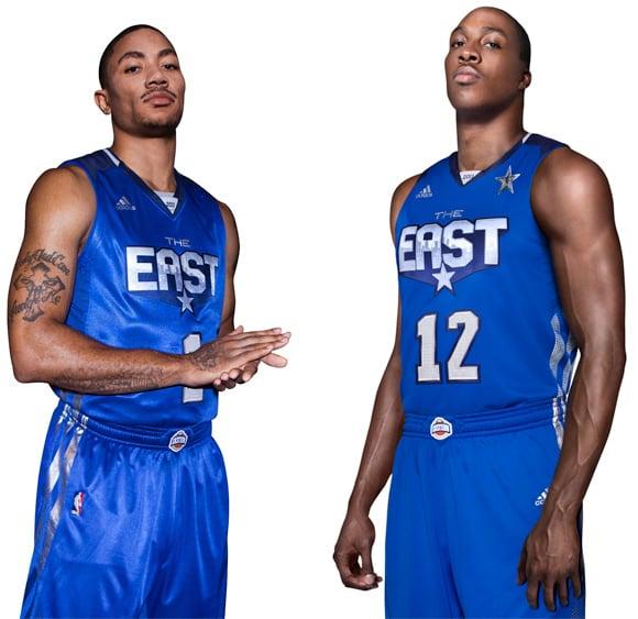 adidas Invites Fans Meet 2011 NBA All-Stars Dwight Howard Derrick Rose Santa Monica Culver City Foot Locker Stores