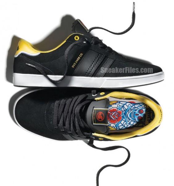 DVS Andrew Brophys Cliche Collab Shoe