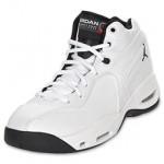 Jordan Hardcourt Classic 1 – White/Varsity Red- Black