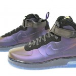 Nike AF1 High Foamposite 'Eggplant' - New Images