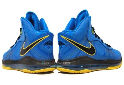 Nike-LeBron-VIII-(8)-V/2-'Entourage'-Detailed-Images-03