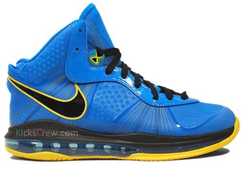Nike-LeBron-VIII-(8)-V/2-'Entourage'-Detailed-Images-01